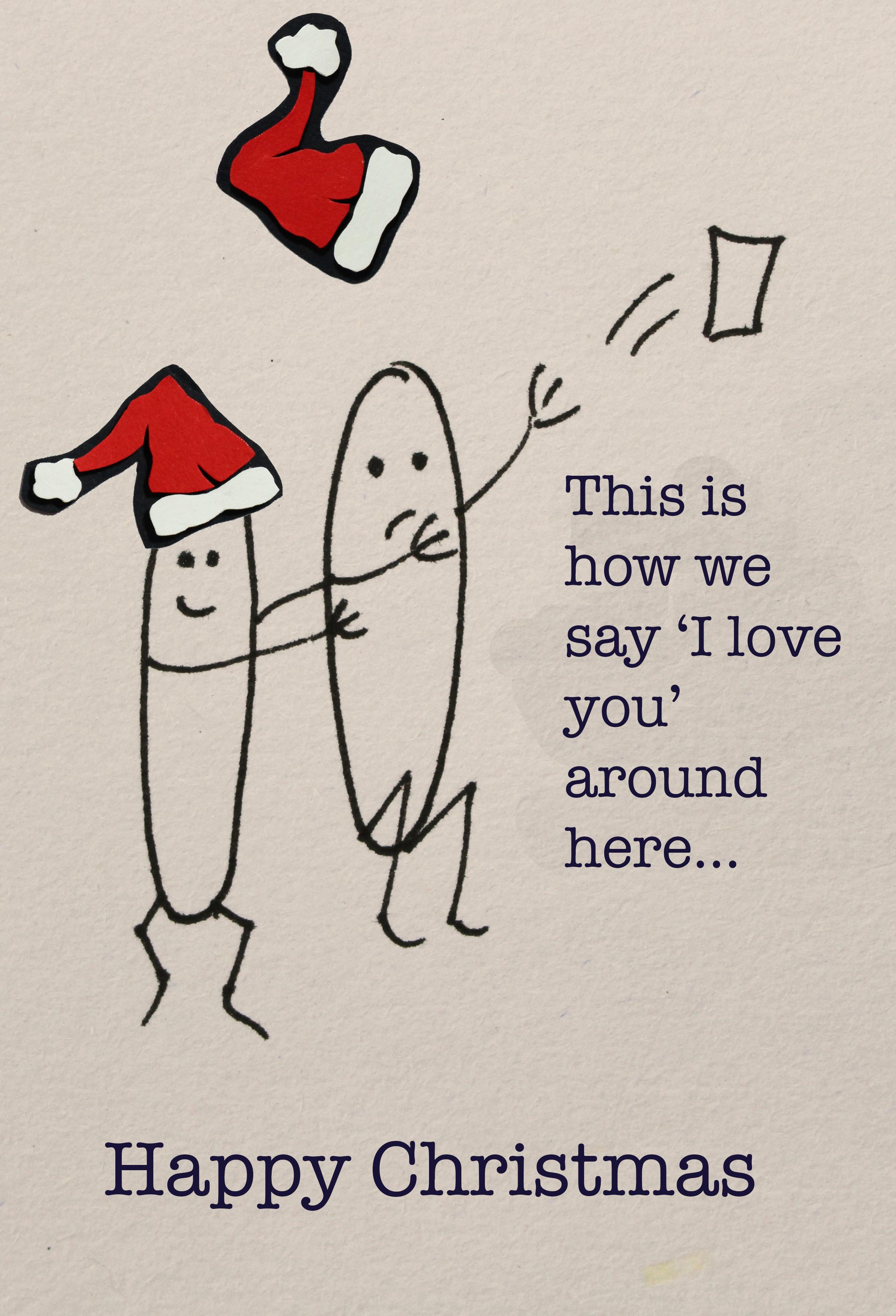 redbubble christmas card 2